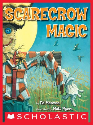 cover image of Scarecrow Magic