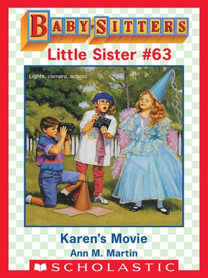 cover image of Karen's Movie