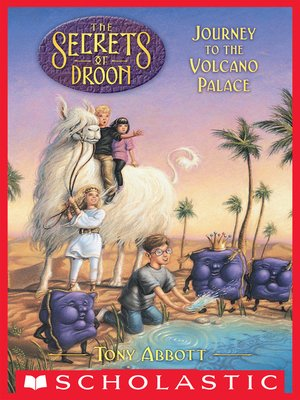 cover image of Journey to the Volcano Palace