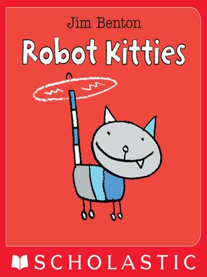 cover image of Robot Kitties