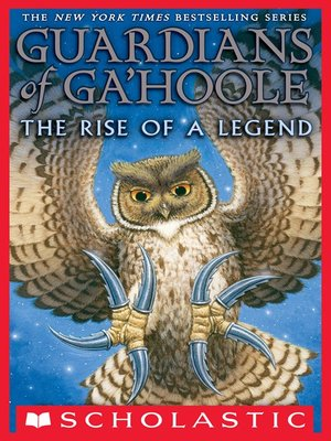 cover image of Legend of the Guardians