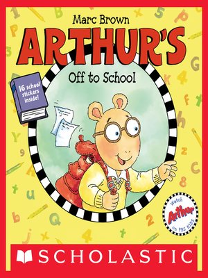 cover image of Arthur's Off to School