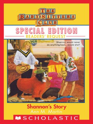 cover image of Shannon's Story
