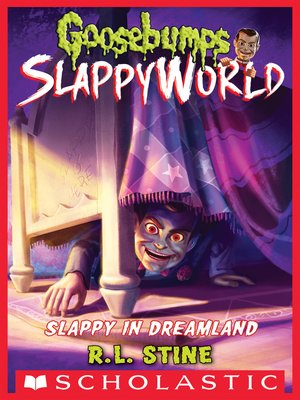 cover image of Slappy in Dreamland