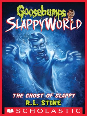 cover image of The Ghost of Slappy