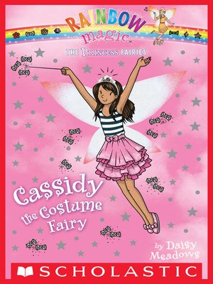 cover image of Cassidy the Costume Fairy