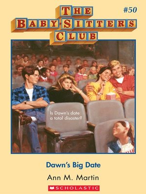 cover image of Dawn's Big Date
