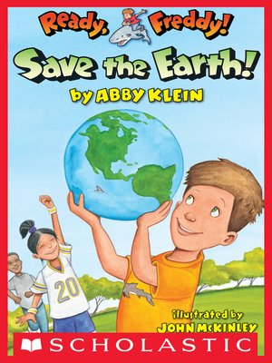 cover image of Save the Earth!