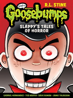 cover image of Slappy's Tales of Horror