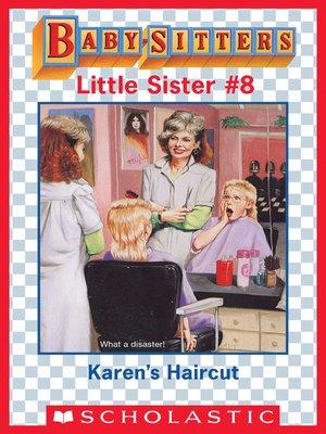 cover image of Karen's Haircut