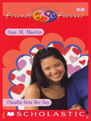 cover image of Claudia Gets Her Guy