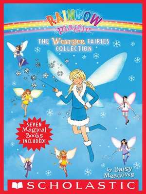 cover image of The Weather Fairies Collection