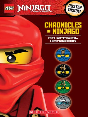 cover image of Chronicles of Ninjago