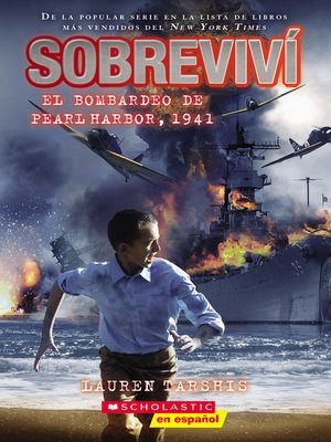 cover image of Sobreviví el Bombardeo de Pearl Harbor, 1941 (I Survived the Bombing of Pearl Harbor, 1941)
