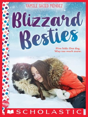 cover image of Blizzard Besties