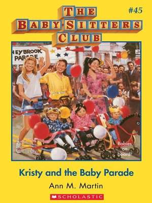 cover image of Kristy and the Baby Parade