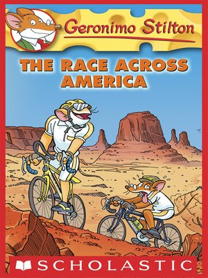 cover image of The Race Across America