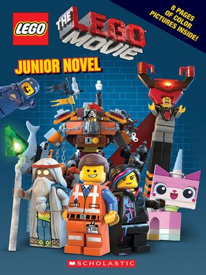 cover image of The LEGO Movie