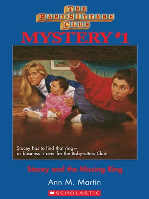cover image of Stacey and the Missing Ring