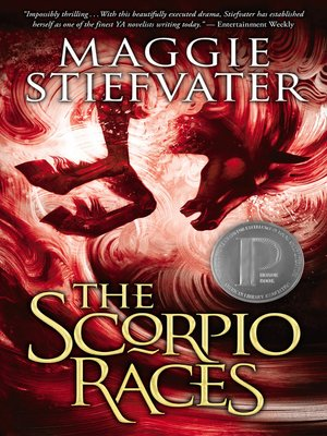 cover image of The Scorpio Races