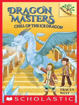 cover image of Chill of the Ice Dragon