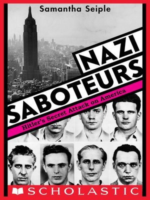 cover image of Nazi Saboteurs