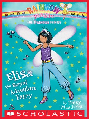 cover image of Elisa the Royal Adventure Fairy