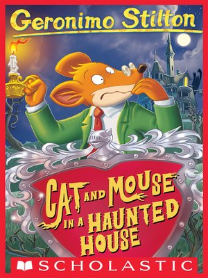 cover image of Cat and Mouse in a Haunted House