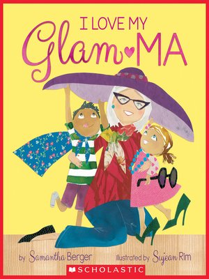 cover image of I Love My Glam-ma!