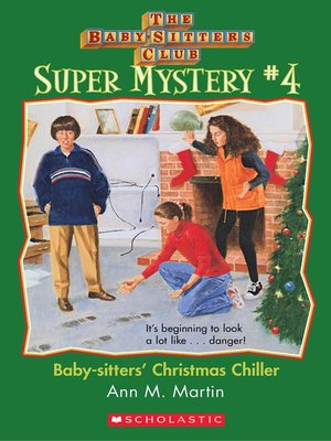 cover image of Christmas Chiller