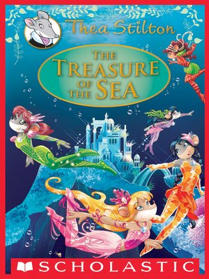 cover image of The Treasure of the Sea