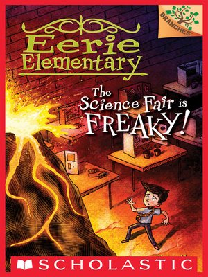 cover image of The Science Fair is Freaky!