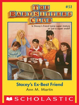 cover image of Stacey's Ex-Best Friend