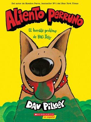cover image of Aliento perruno