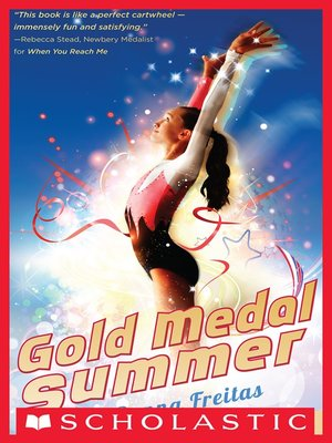 cover image of Gold Medal Summer