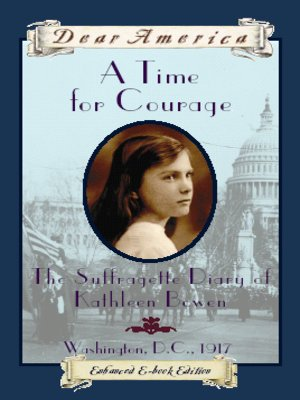cover image of A Time for Courage