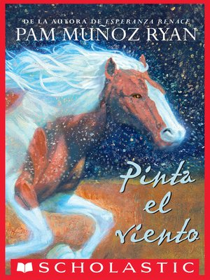 cover image of Pinta el viento (Paint the Wind)