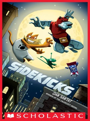 cover image of Sidekicks
