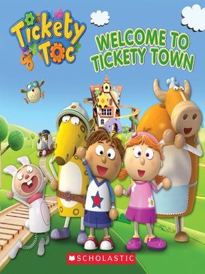 cover image of Welcome to Tickety Town