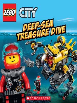 cover image of Deep-Sea Treasure Dive