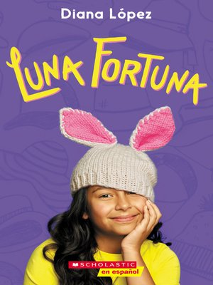 cover image of Luna fortuna (Lucky Luna)