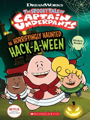 cover image of The Horrifyingly Haunted Hack-A-Ween