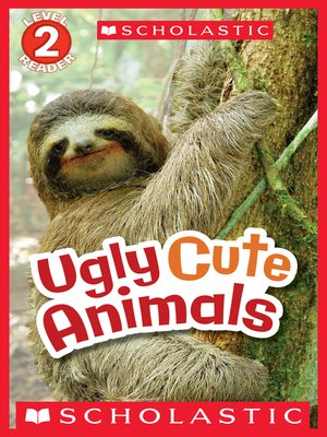 cover image of Ugly Cute Animals