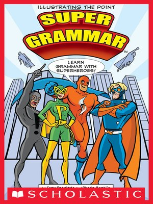 cover image of Super Grammar