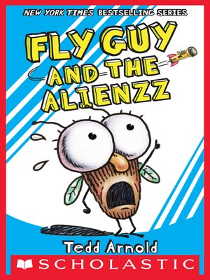 cover image of Fly Guy and the Alienzz