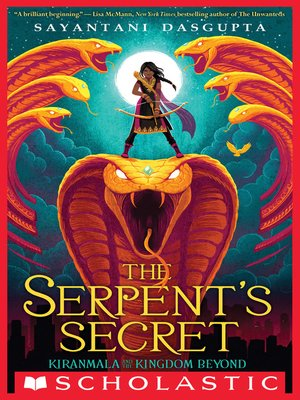 cover image of The Serpent's Secret