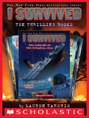 cover image of I Survived Ten-Book Set