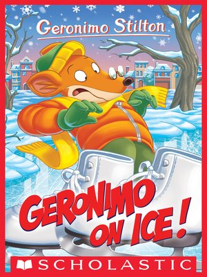 cover image of Geronimo On Ice!