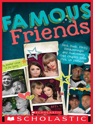cover image of Famous Friends