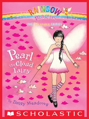 cover image of Pearl the Cloud Fairy